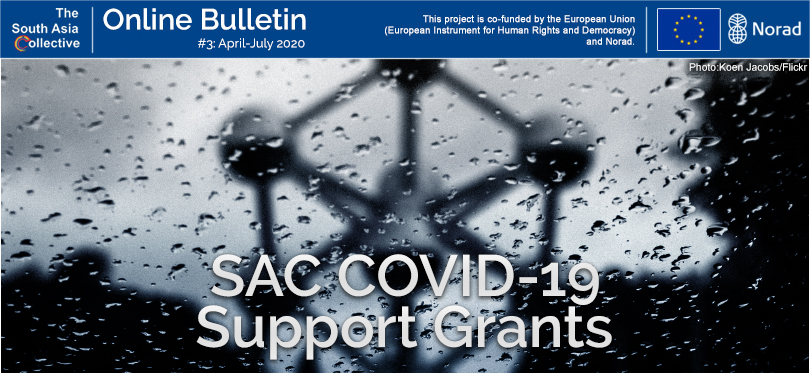 SAC COVID-19 Support Grants