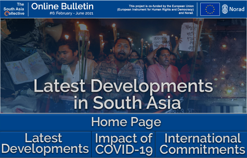 The South Asia Collective Online Bulletin #6
