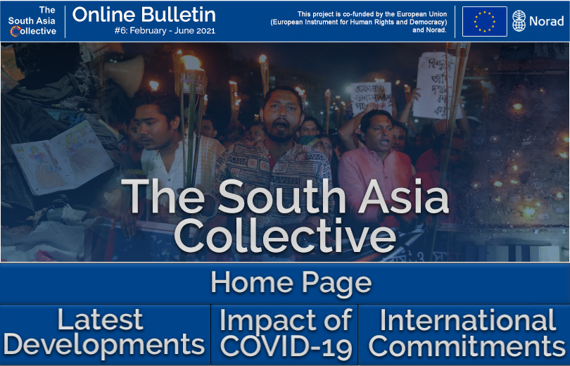 South Asia Collective Online Bulletin #6